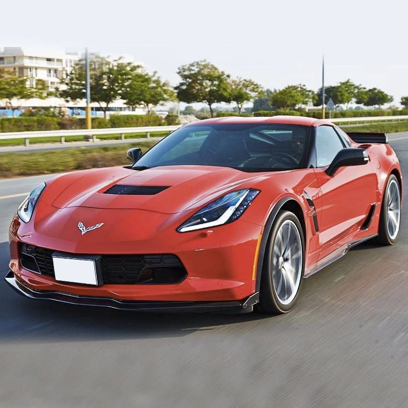 Drive 😎 the Chevrolet Corvette 🚙 in Dubai for only AED 850