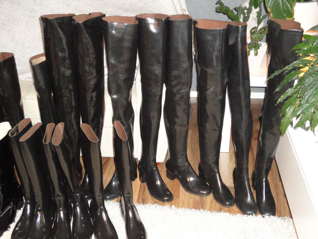 Pin On Acquo Rubber Boots