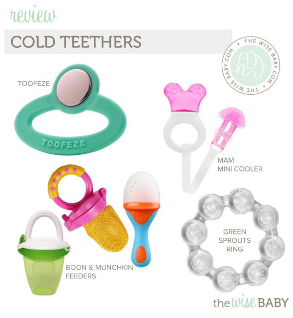 baby cold teething toys
