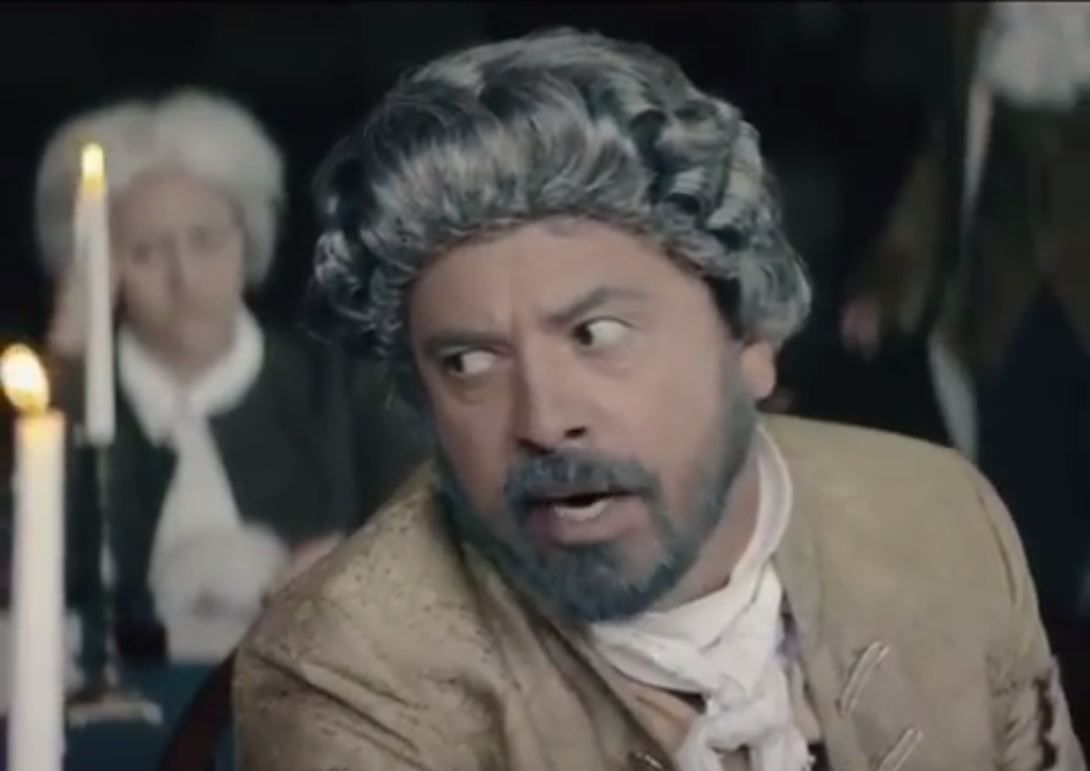 Drunk History - Hamilton - Dave Grohl
