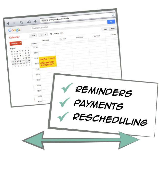 YouCanBookMe College Bound Pinterest Google calendar - google resume format