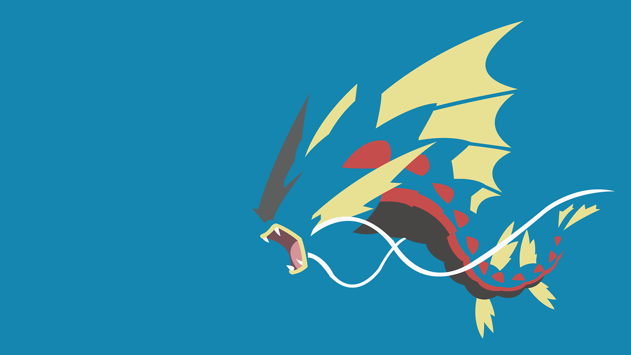 I M A Fan Of Minimalist Pokemon Wallpapers Some Of My Favourites