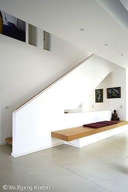 Stilvolle Villa am Wald #staircaseideas