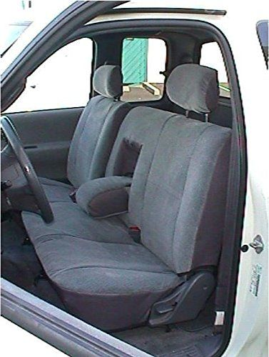 Durafit Seat Covers Gray Toyota T100 Access Cab Front And Back Set In Gray Velour Front 4060 Split Seat And Rear 4060 Split Seat Seat Covers Seating Car Seats