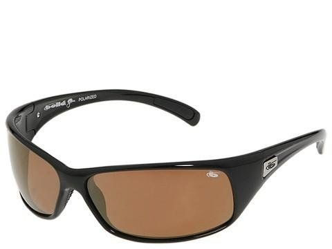 f1d2b1a35f9 Bolle Recoil Sunglasses - Polarized Modulator Lenses - Shiny Black Frame    Brown Lens Bolle.  69.95. Save 42% Off!
