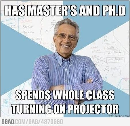 I Always Had These Teachers College Memes College Humor College Professor