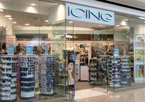 another store that i love love love at town center mall icing