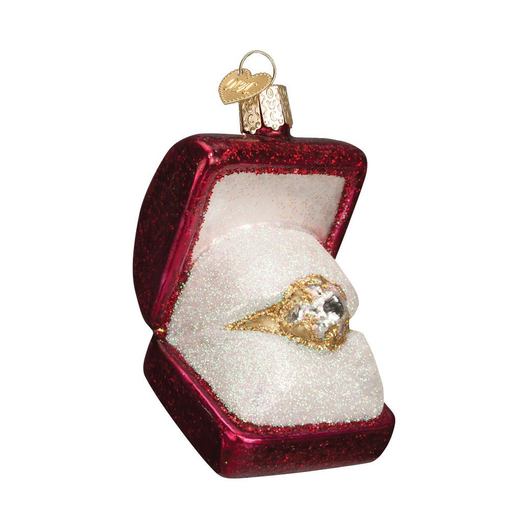 Ring in the box ornament shopify merchant community board