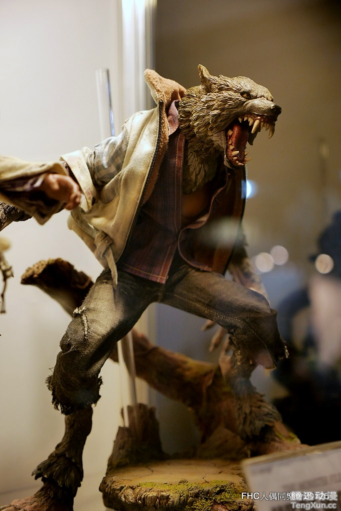 Adult werewolf gay art