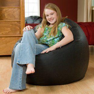 Large Vinyl Puck Bean Bag Chair Waaaaannnnnt Bean Bag Chair Bean Bag Furniture