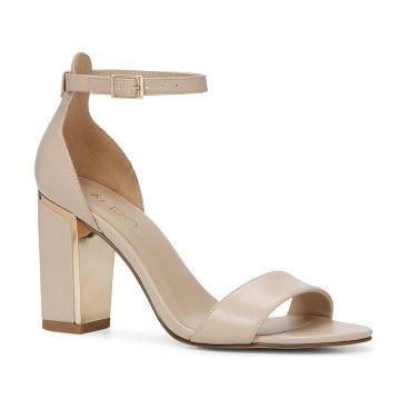 ALDO Trylla. Aldo SandalsStrappy SandalsAldo HeelsWinter Formal DressesNude  ShoesBlock HeelsAnkle StrapsFashion AccessoriesHigh Heels
