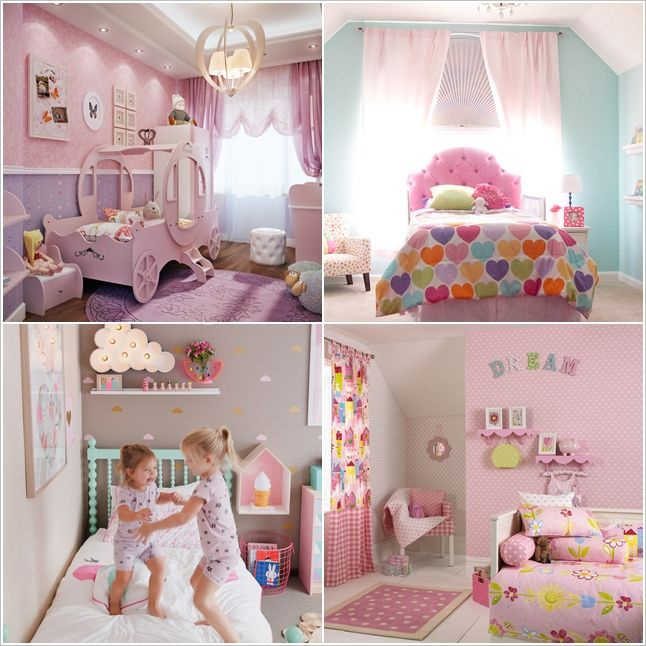 Good Amazing Interior Design 10 Cute Ideas To Decorate A Toddler Girlu0027s Room