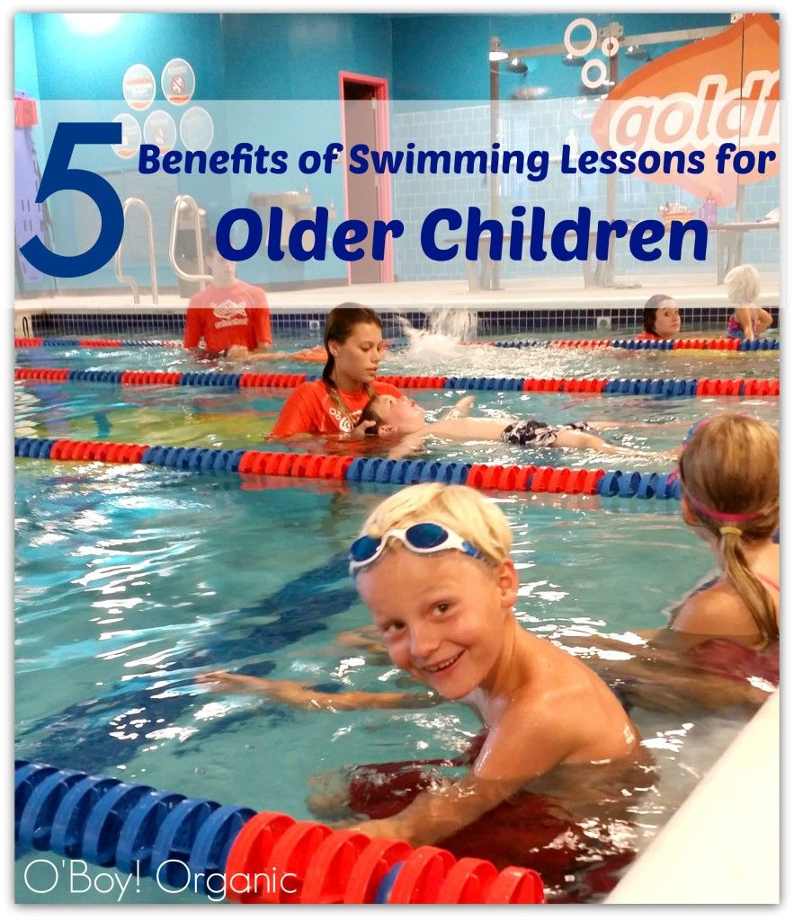 5 Benefits Of Swimming Lessons For Older Children Swim Lessons Swimming Benefits Swim School