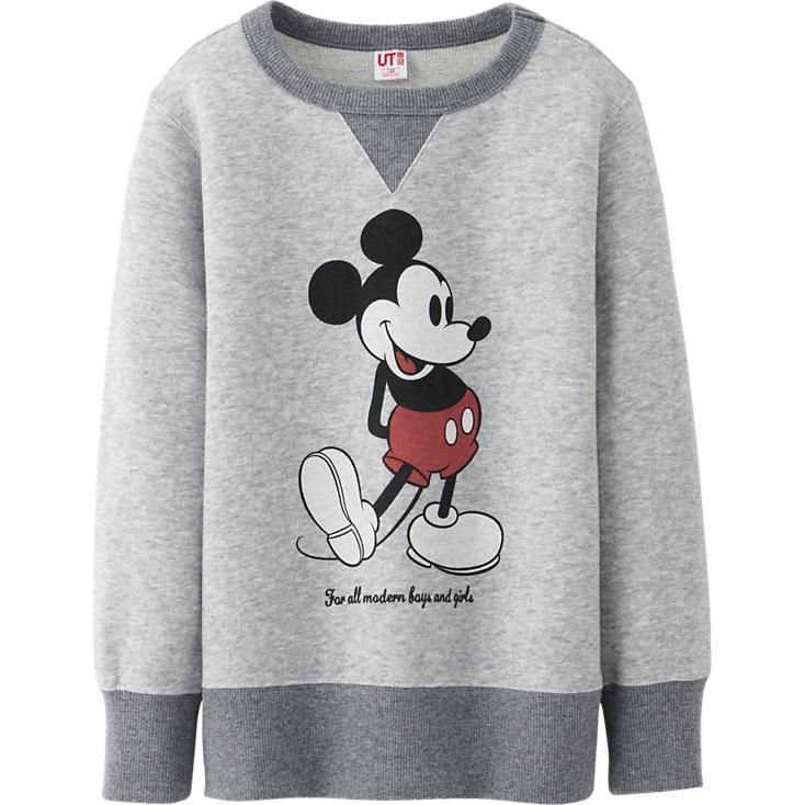 f3e811884608d0 KIDS Disney Project GRAPHIC SWEAT LONG SLEEVE SHIRT