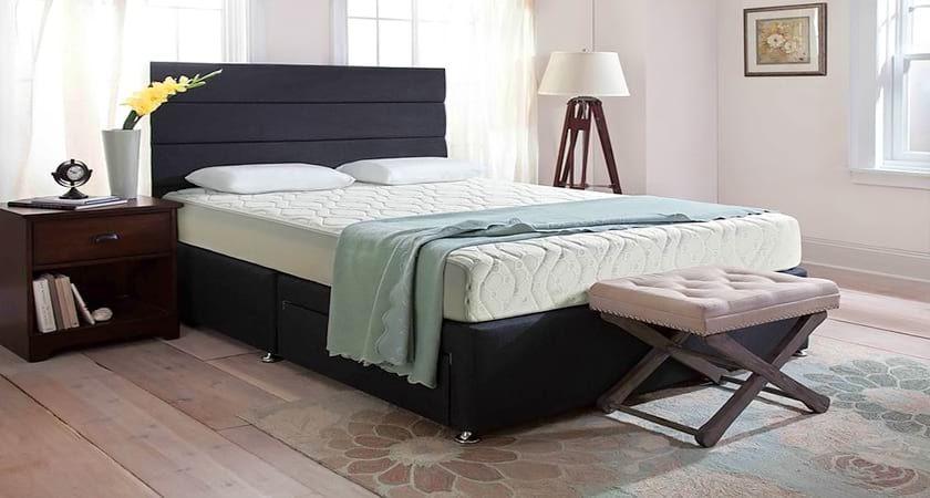 Air Mattress On A Bed Frame, Can You Put An Air Mattress On A Bed Frame