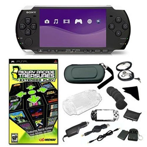 Sony Psp3000 Super Holiday Bundle With Games And Accessories Want Additional Info Click On The Image Sony Psp Gadgets Online