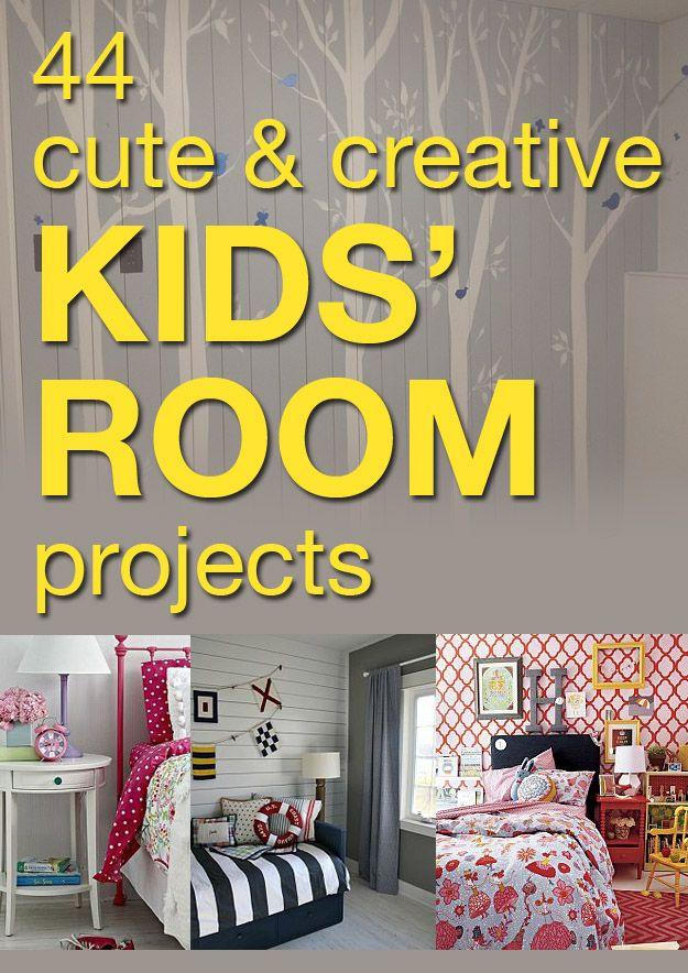 Kids Rooms Diy Idea Box By Bev Kids Room Kid Room Decor Kids