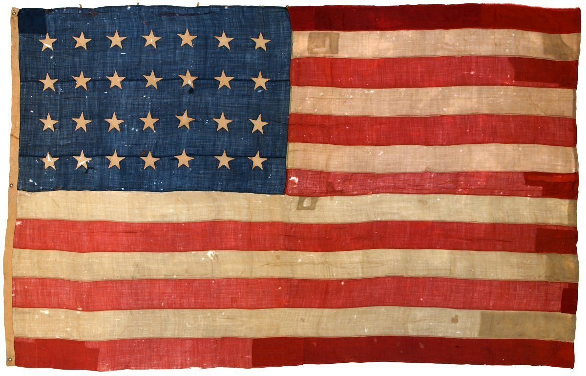 Rare Flags Antique American Flags Historic American Flags American Flag Images American Flag Pictures Old American Flag