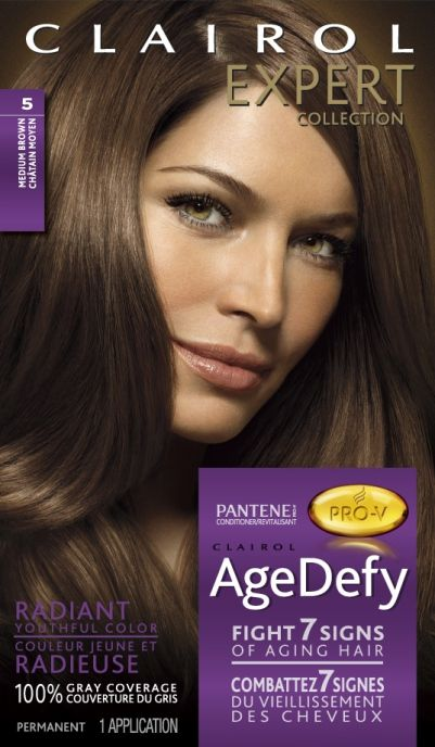 Before After Photos Our Team Reviewed Clairol Expert Age Defy Hair Color Bstat