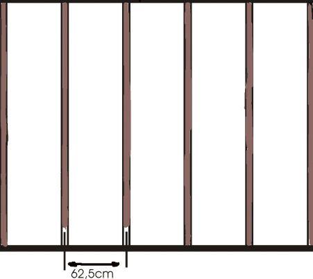 die rigips unterkonstruktion bild zum 5 schritt abstand genau berechnen ideen f r wohnung. Black Bedroom Furniture Sets. Home Design Ideas