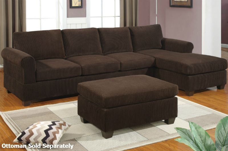 Ryles Reversible Sectional Sofa Sectional Sofa Retro Sofa Leather Sofa Bed