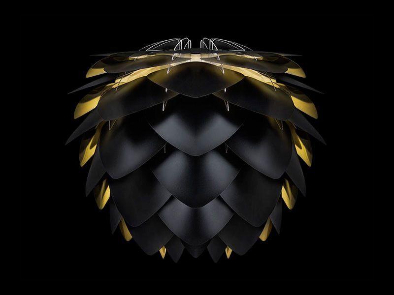 Vita Silvia black\gold Vita Silvia black\gold Pinterest - deckenlampe f r k che