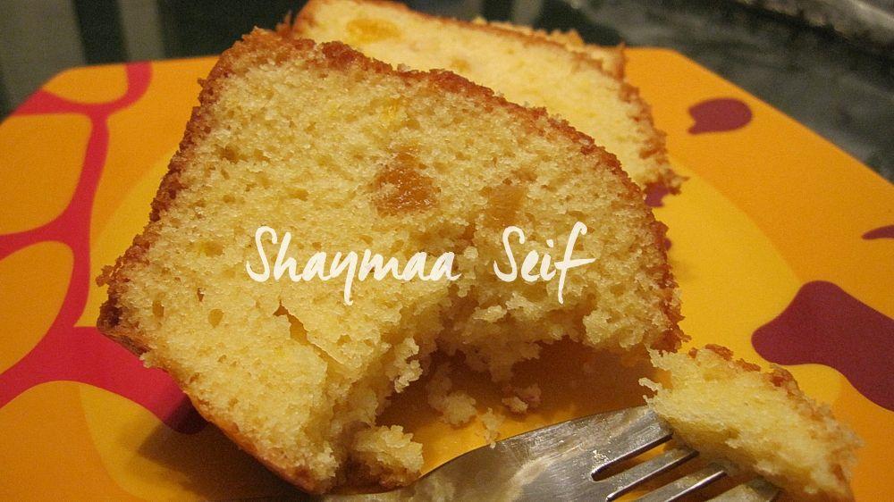 طريقة عمل كيكة البرتقال الهشة بالصور وصفة شهية سهلة وسريعة التحضير نقدمها لك سيدتي من أطيب طبخة بالإشتراك مع صديقة الموقع جربيها Desserts Cupcake Cakes Food