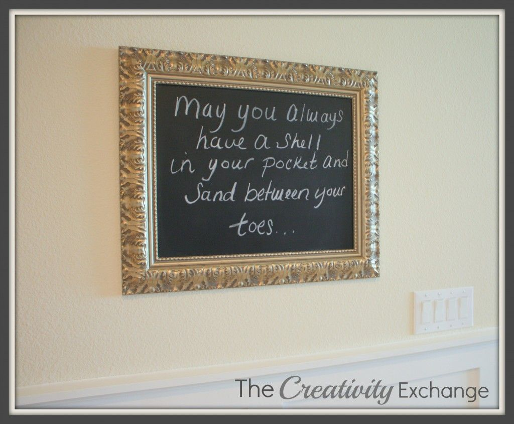 Uncategorized Make Framed Chalkboard handmade holiday gift guide glasses board paint and ideas diy instant chalkboard glass in frames with paint