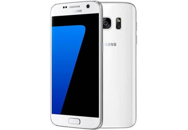 Samsung Galaxy S7, White | Mobile Phone prices Dubai