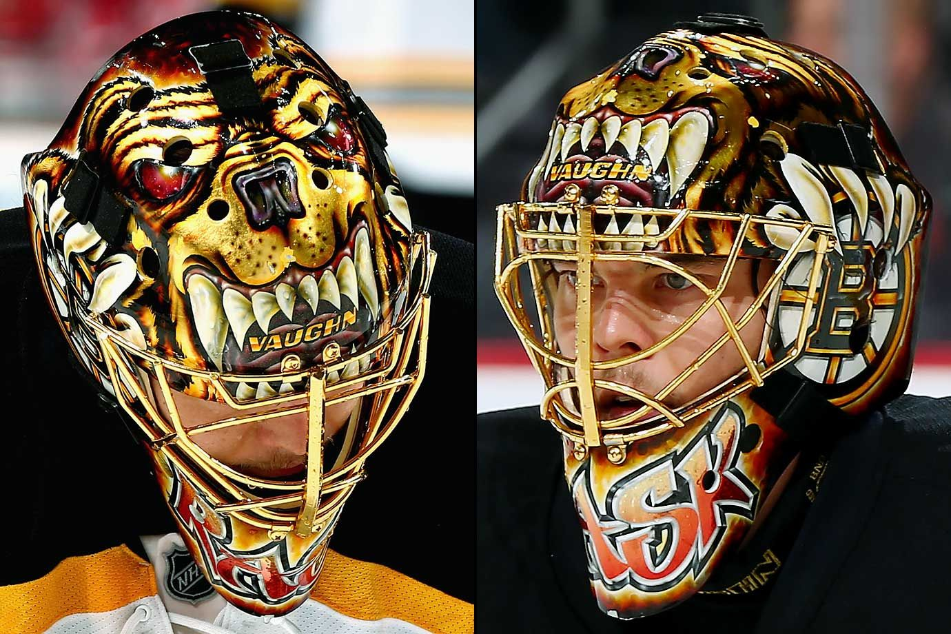 Scariest Goalie Masks Goalie Mask Goalie Nhl