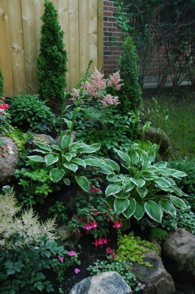 Inspiráló ötletek kertszépítéshez garden and yard Pinterest - diseo de jardines urbanos