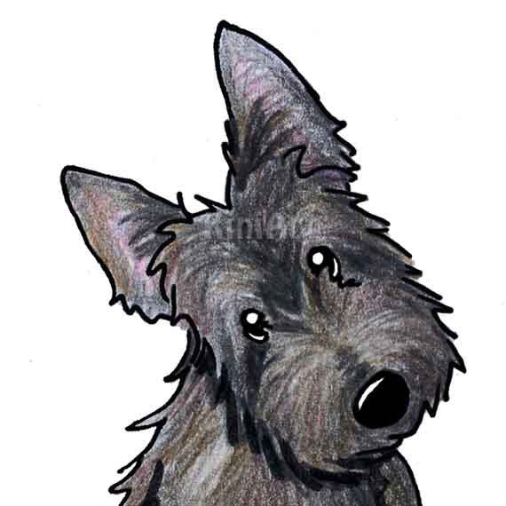 scottish terrier cartoon pictures - YouTube