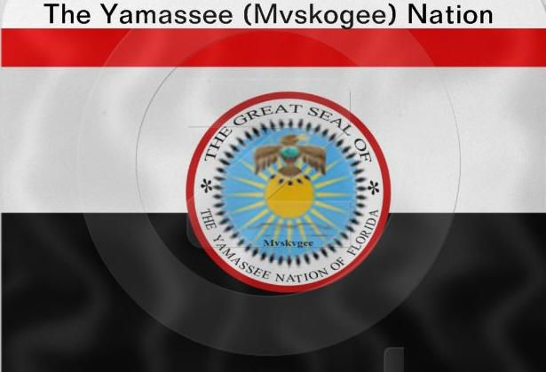 The Yamasee Indians Native American Map Native American History Bureau Of Indian Affairs