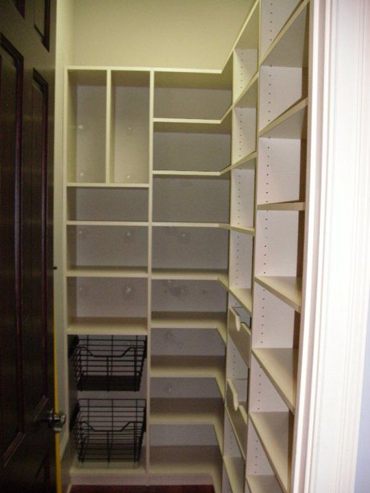 Wow L Shaped Shelves Baskets And Tray Dividers You Can