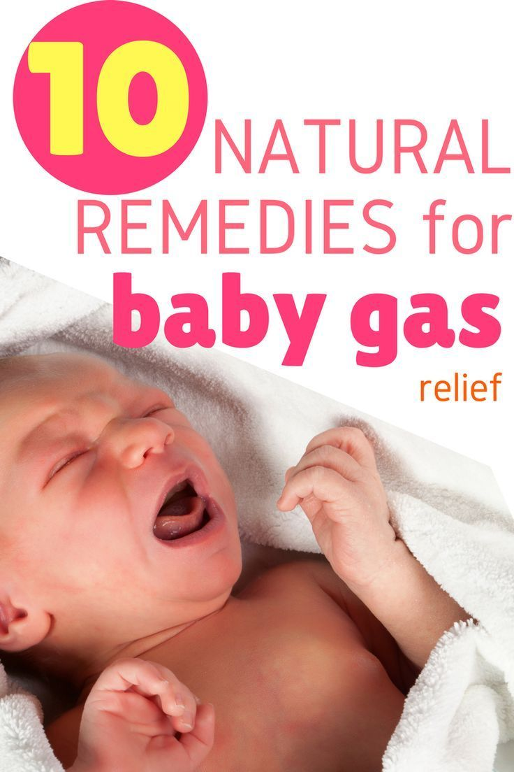 10 Natural Remedies for Baby Gas Relief | All about Pregnancy, Labor