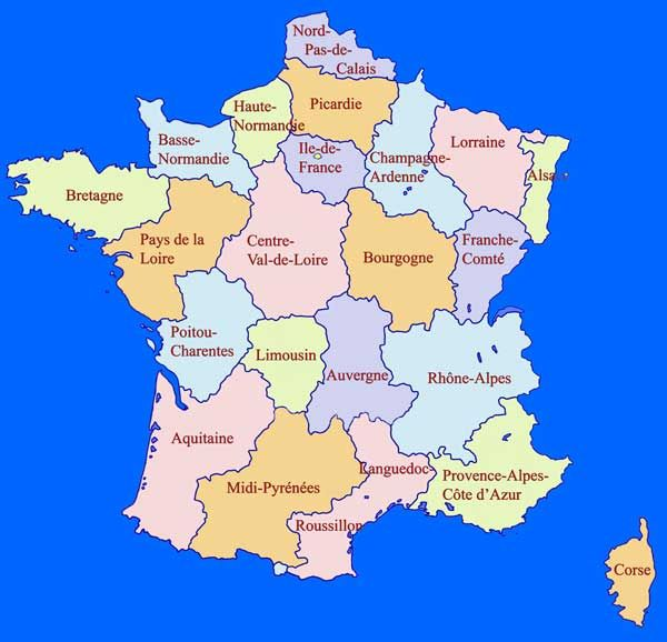 Provence Map Of France.Provence France Map France Pinterest Provence France France