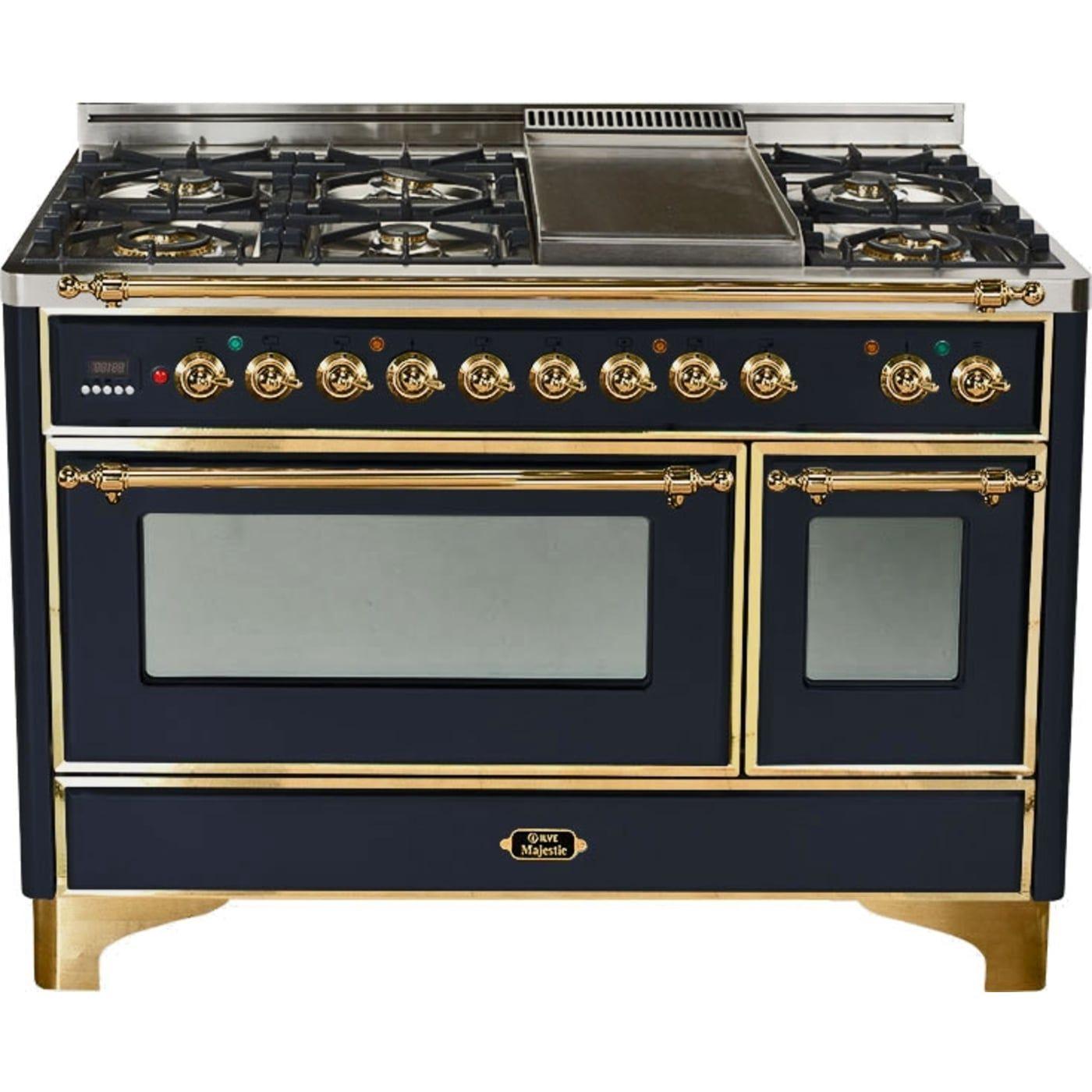 Ilve Um120fdmpn Lp Dual Fuel Ranges Ilve Cooking Range