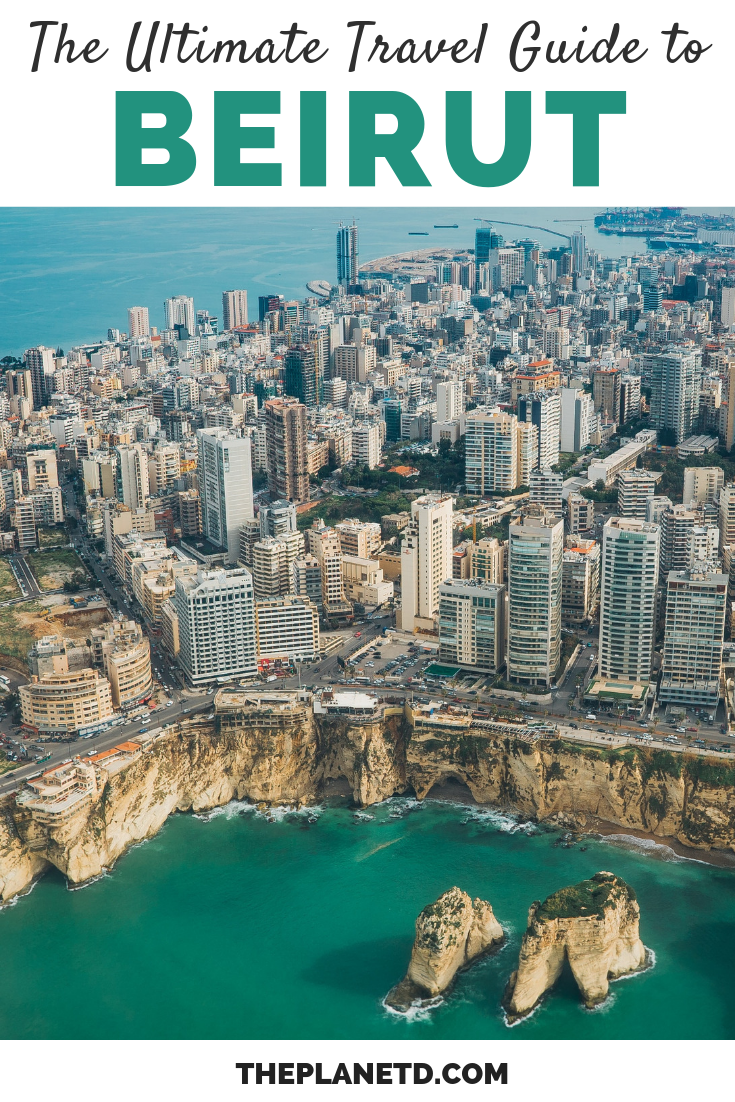 Beirut - The Paris of the Middle East is Making a Comeback #middleeast