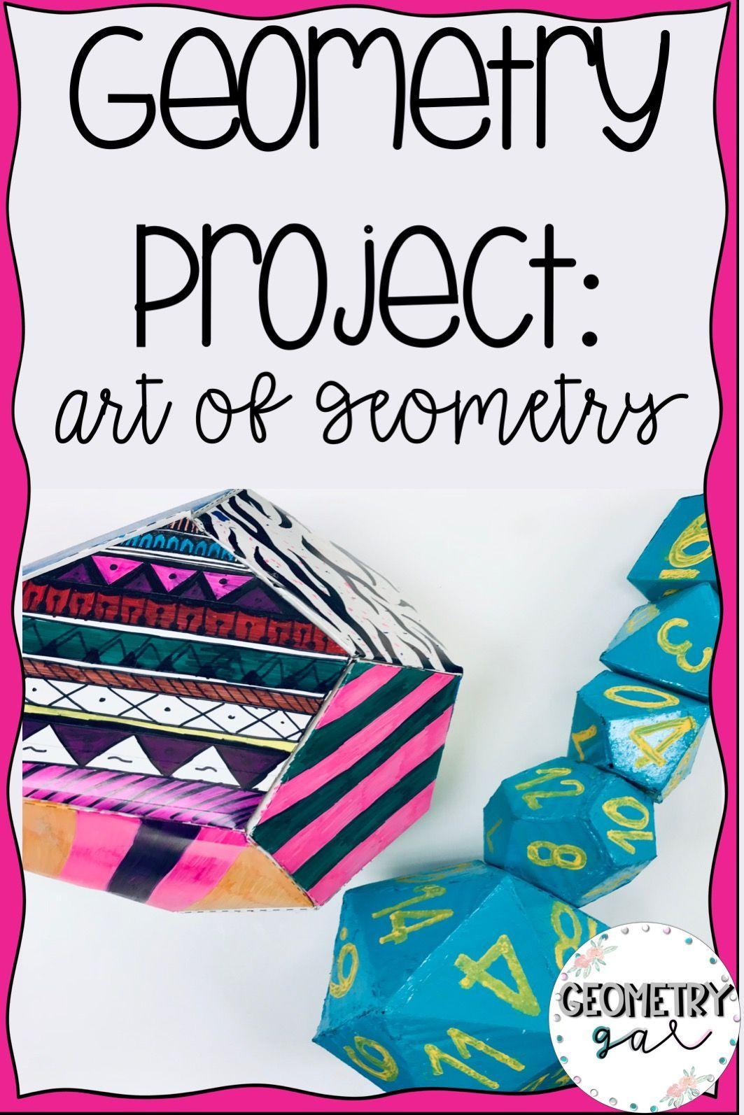 Geometry Project Art Of Geometry Editable