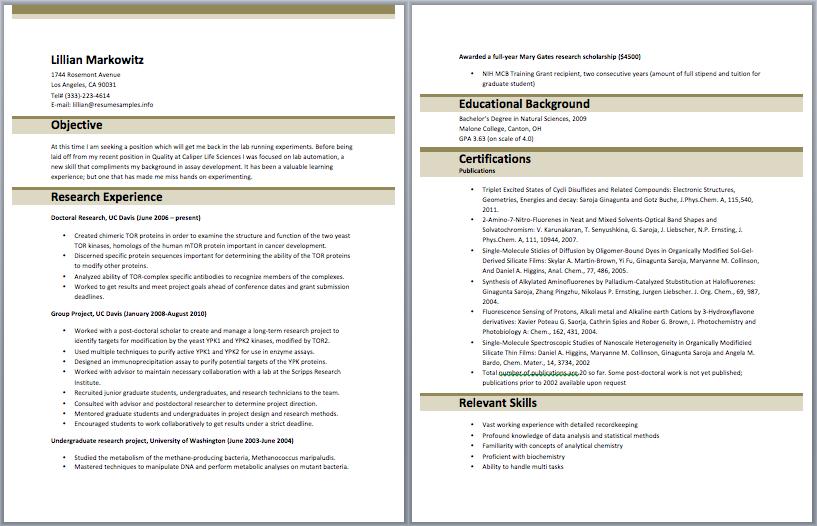 National Account Coordinator Resume Sample Resume Template Recruiter Resume Job Resume Examples Resume Examples