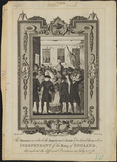 who was king of england in 1776 by Ann Meade