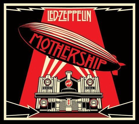 35 Beautiful Music Album Covers | Music | Led zeppelin