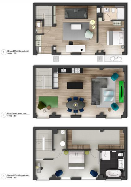 Houzz Tour British Charm And The Look Of A New York Loft Mews House House Plans Interior Design Plan