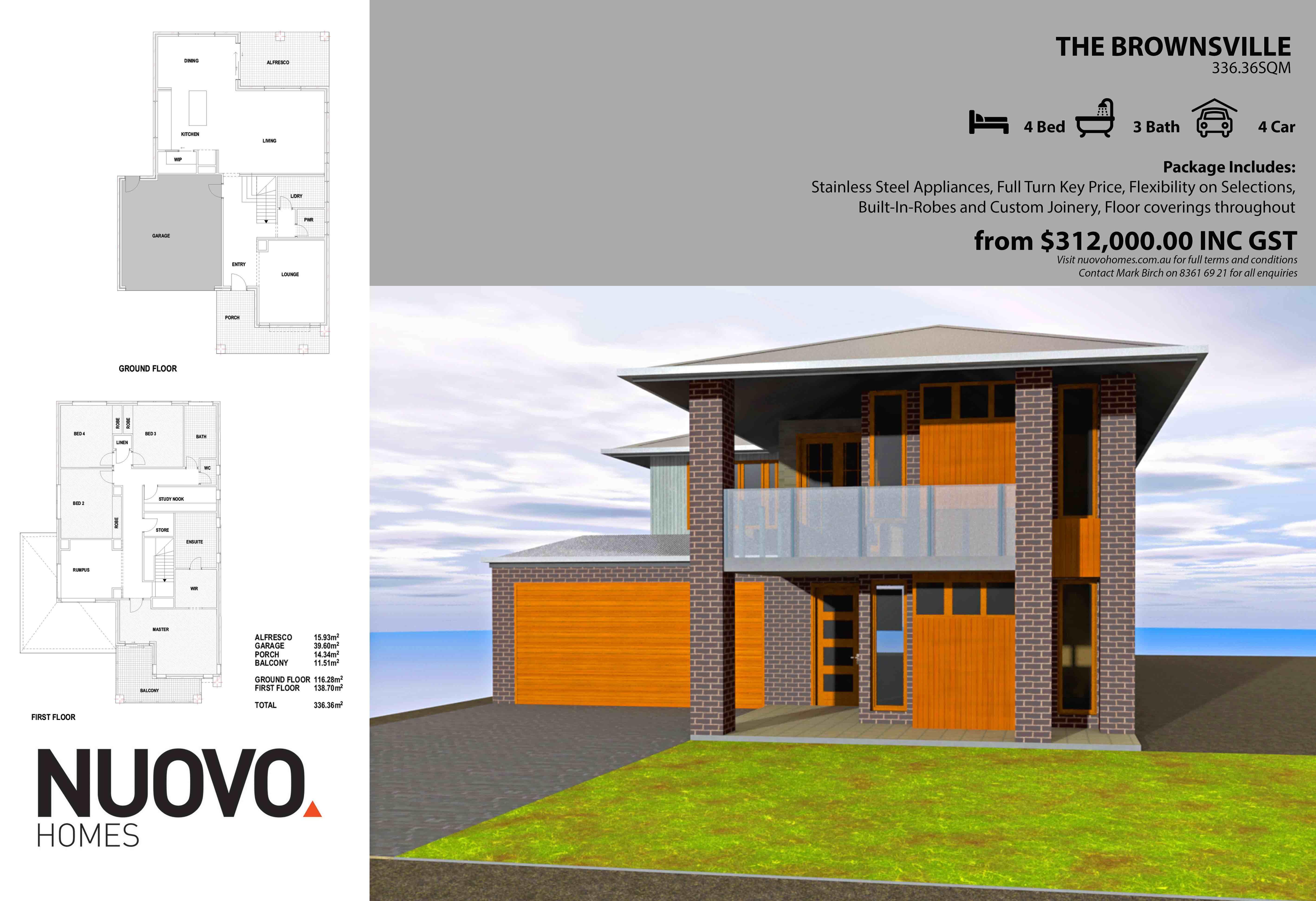 Custom home builder in adelaide nuovo homes custom