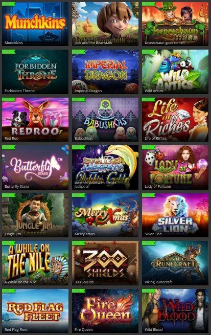 Бонусы казино в слотах виртуальное казино фараон