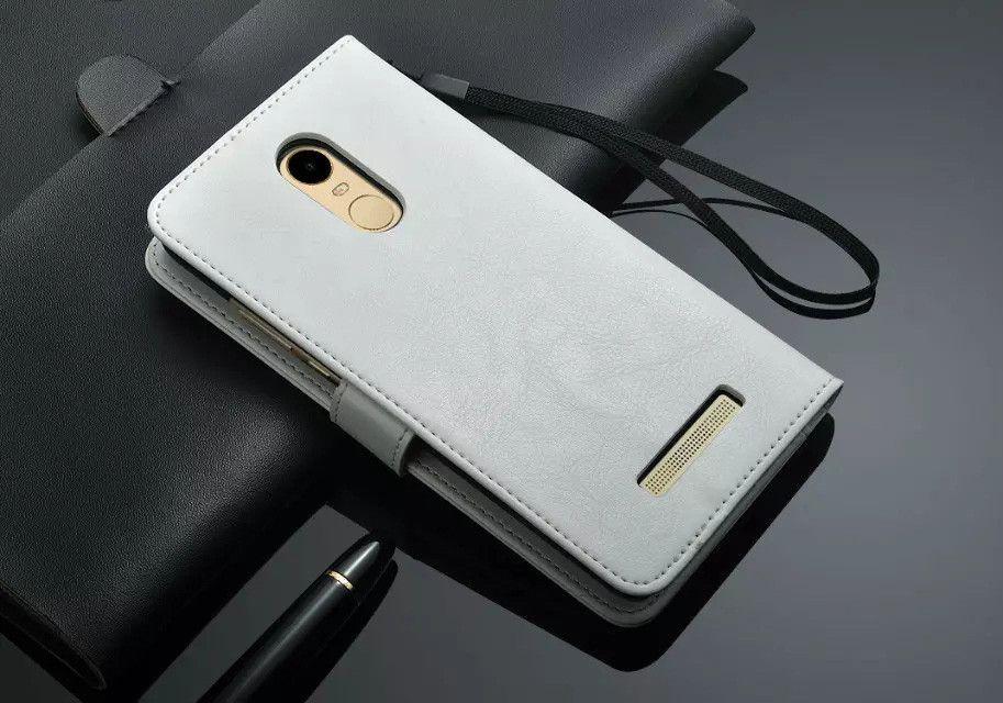 Original Xiaomi Redmi NOTE 4 Prime Pro Case Flip Wallet Genuine Leather Cover For Xiaomi Redmi NOTE 4 Xiaomi Redmi 4/4A/4 Pro