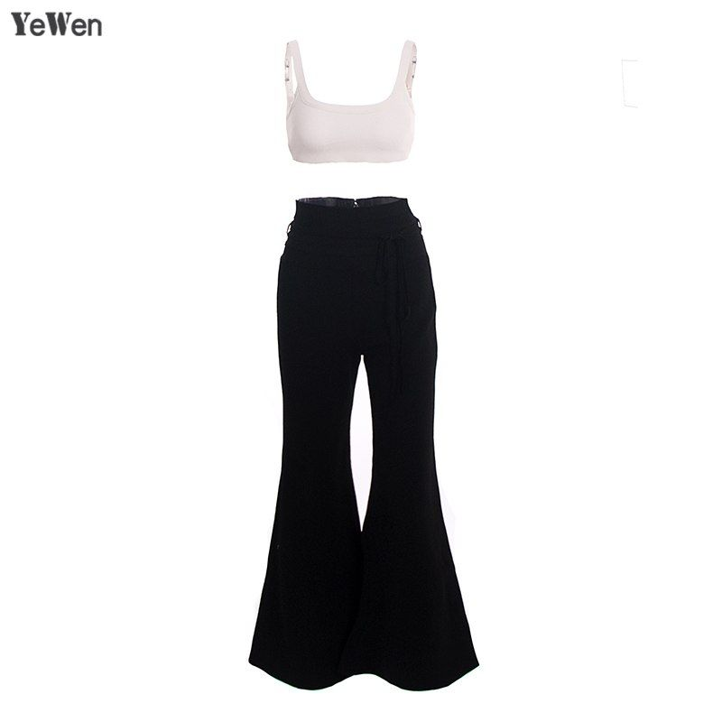 f694e8efbf625 2018 Fashion Women Slimming High Waist Stretchy Boot Cut Dress Pants  Stretchy Boot Cut Trousers Straight
