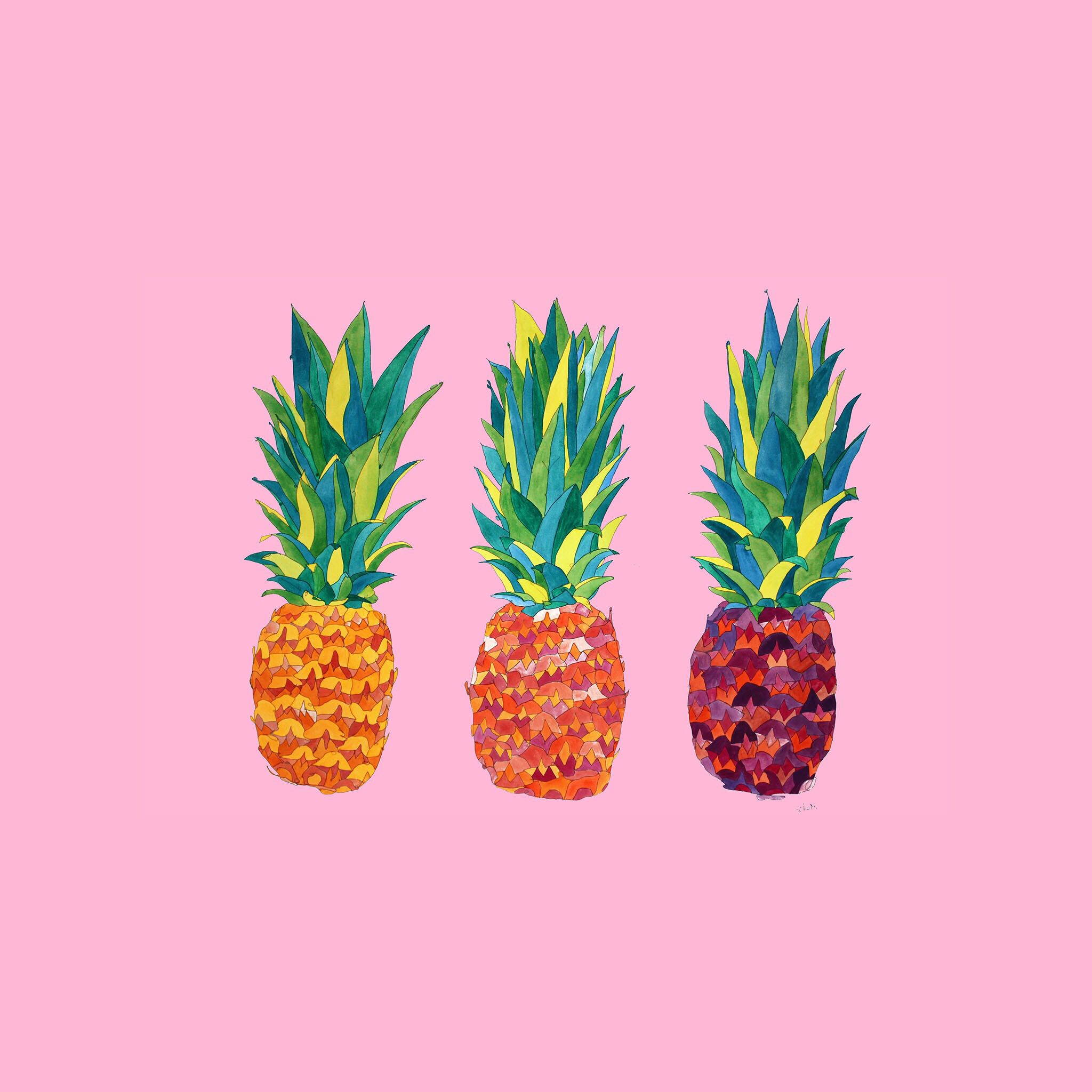 Pin by Brittany on Wallpapers Iphone wallpaper pineapple