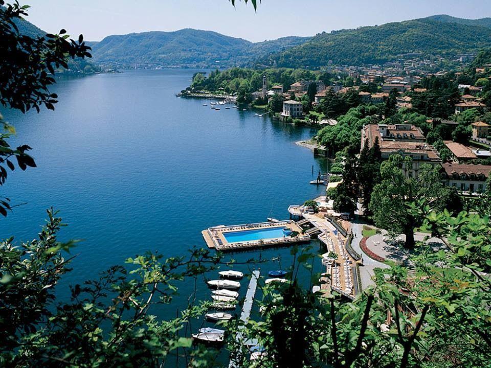 Lago de Como, Italia
