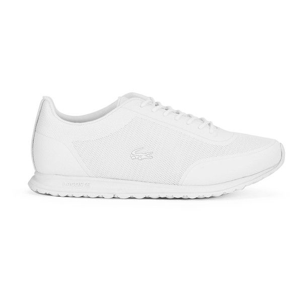 Lacoste Women S Helaine 116 3 Running Trainers Lacoste Shoes Lacoste Women Lacing Sneakers